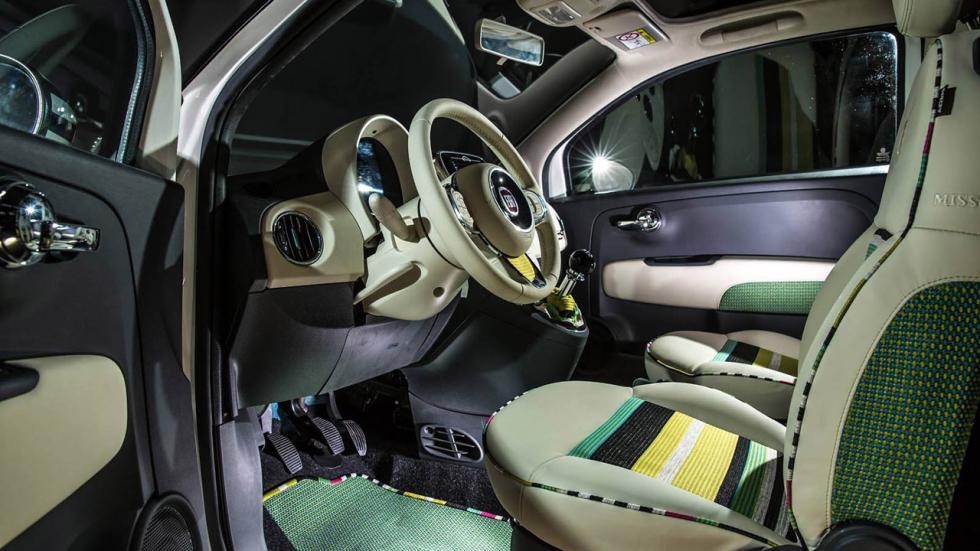 Fiat 500C Missoni Edition