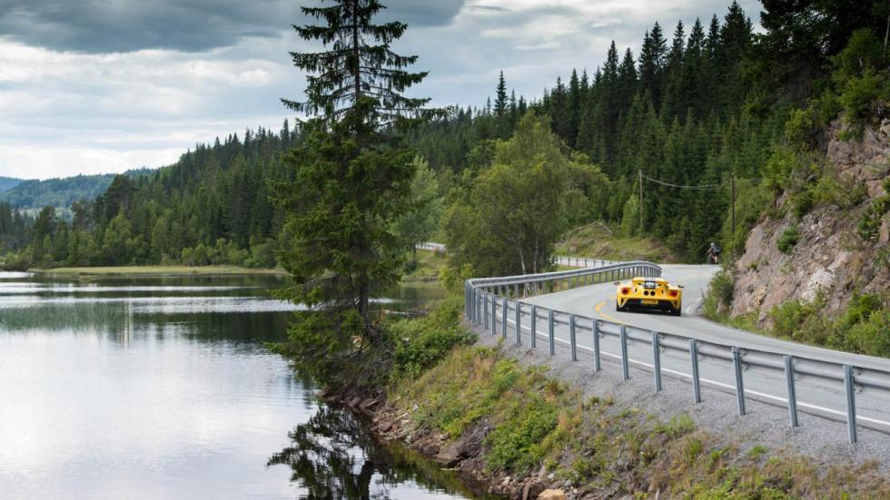 Ford GT Círculo Polar Ártico