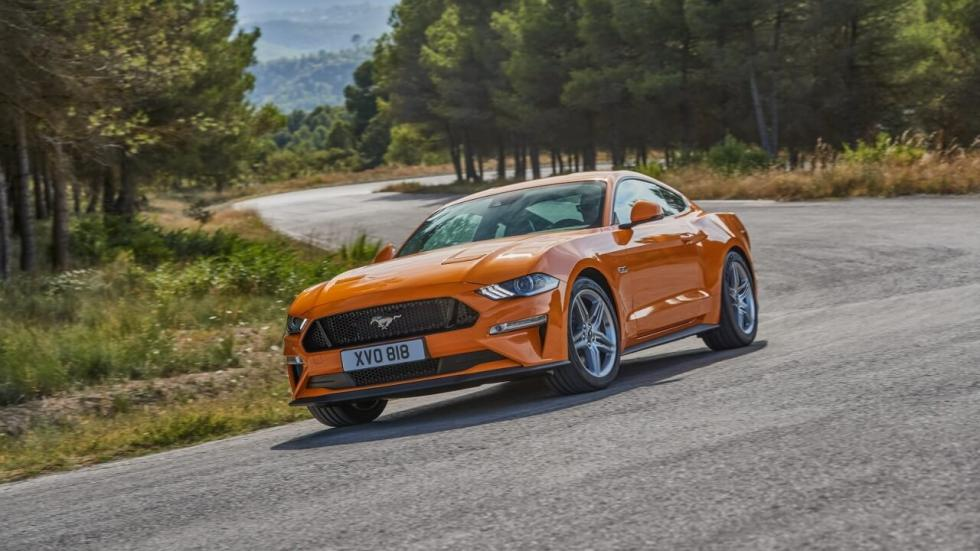 Ford Mustang 2018 Europa