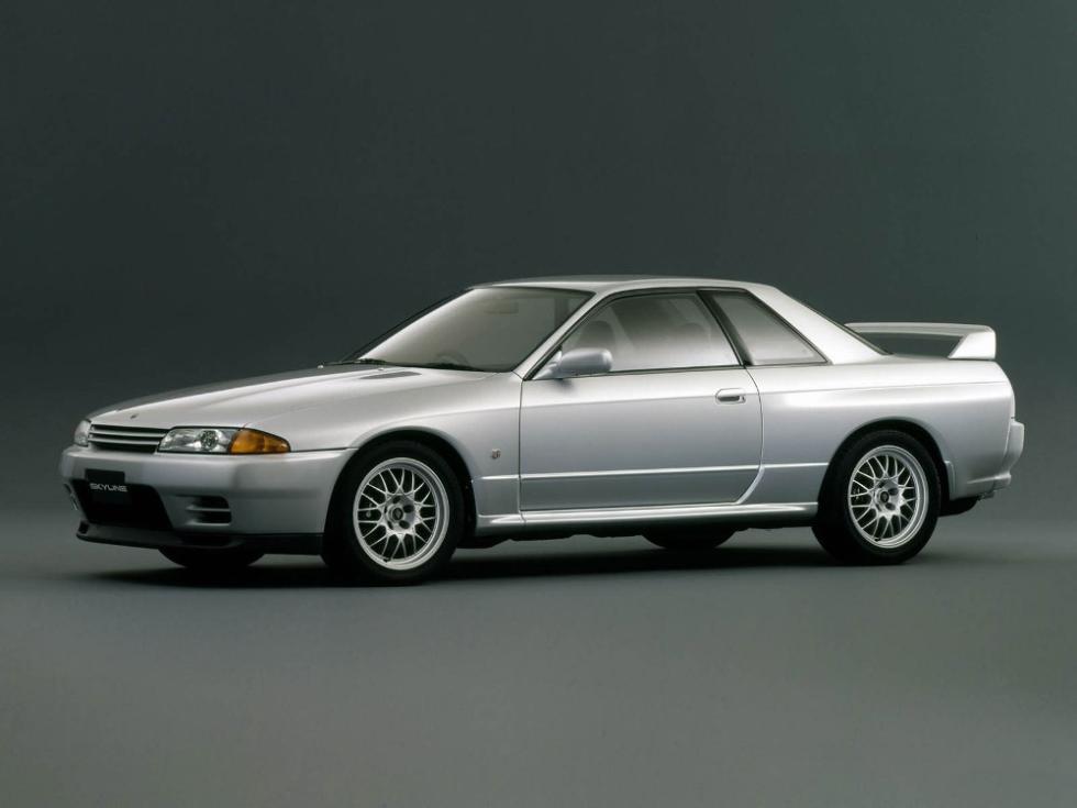 Historia del Nissan GT-R Skyline
