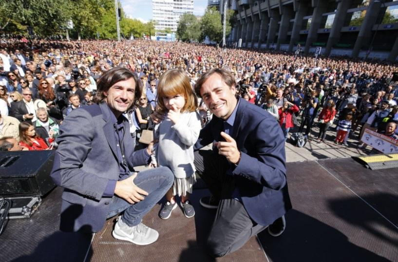 Homenaje Ángel Nieto en Madrid