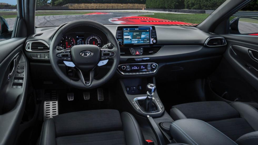 Salpicadero Hyundai i30 N