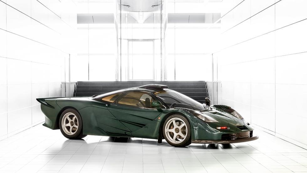 McLaren F1 XP GT 'Longtail'