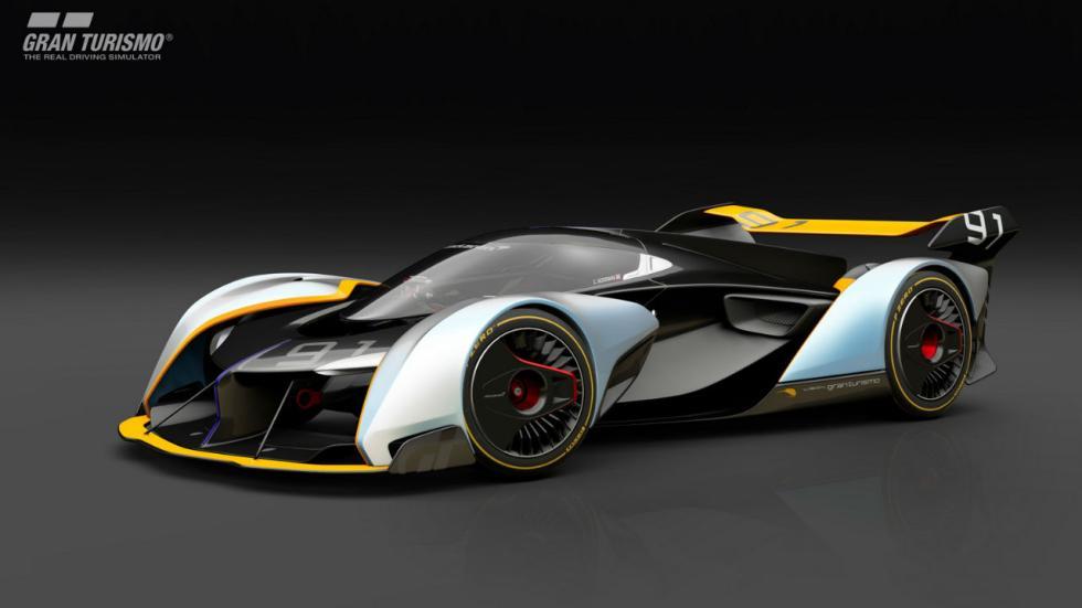 McLaren Ultimate Vision GT