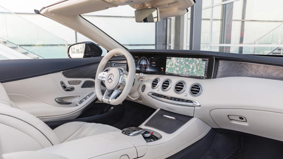 Mercedes-AMG Clase S 65 Cabrio (X)