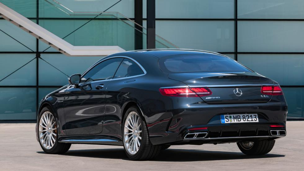 Mercedes-AMG Clase S 65 Coupé (XII)
