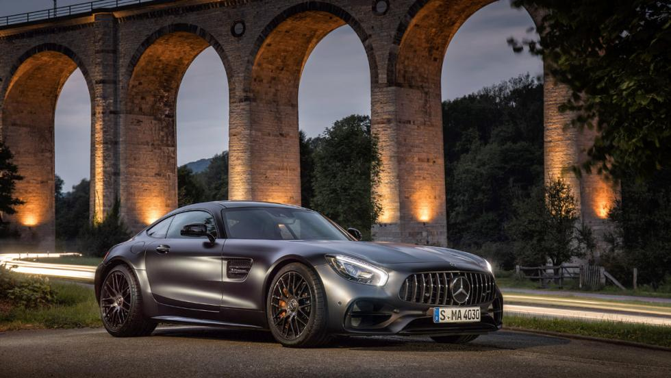 Mercedes-AMG GT C 50 Aniversario (II)