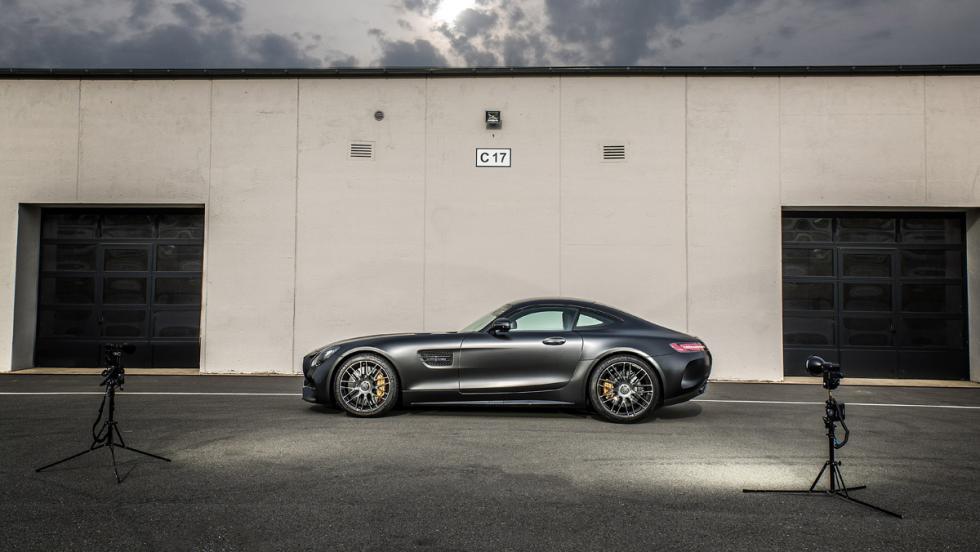 Mercedes-AMG GT C 50 Aniversario (III)