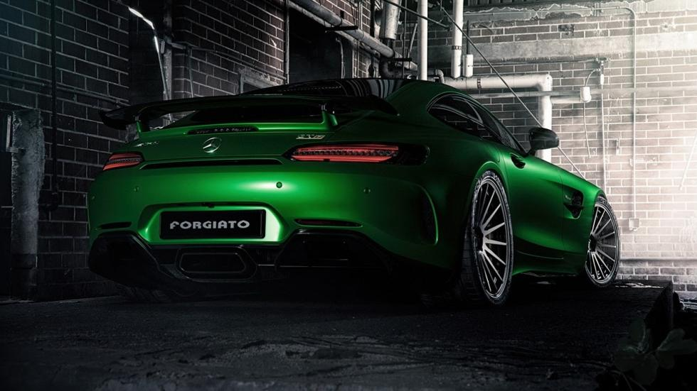 Mercedes-AMG GT R by Forgiato