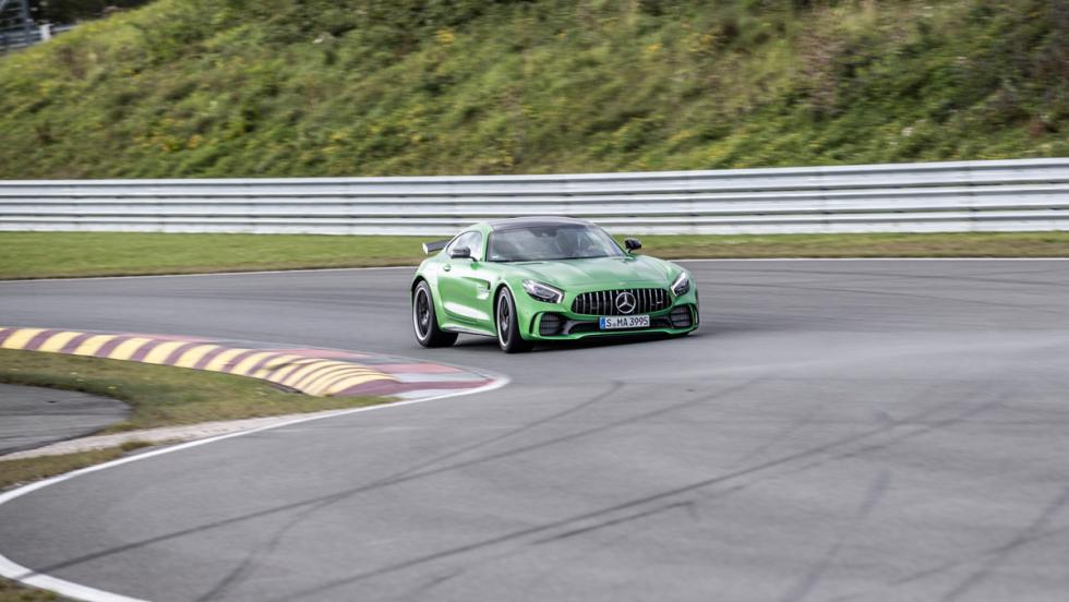 Mercedes-AMG GT R (IV)