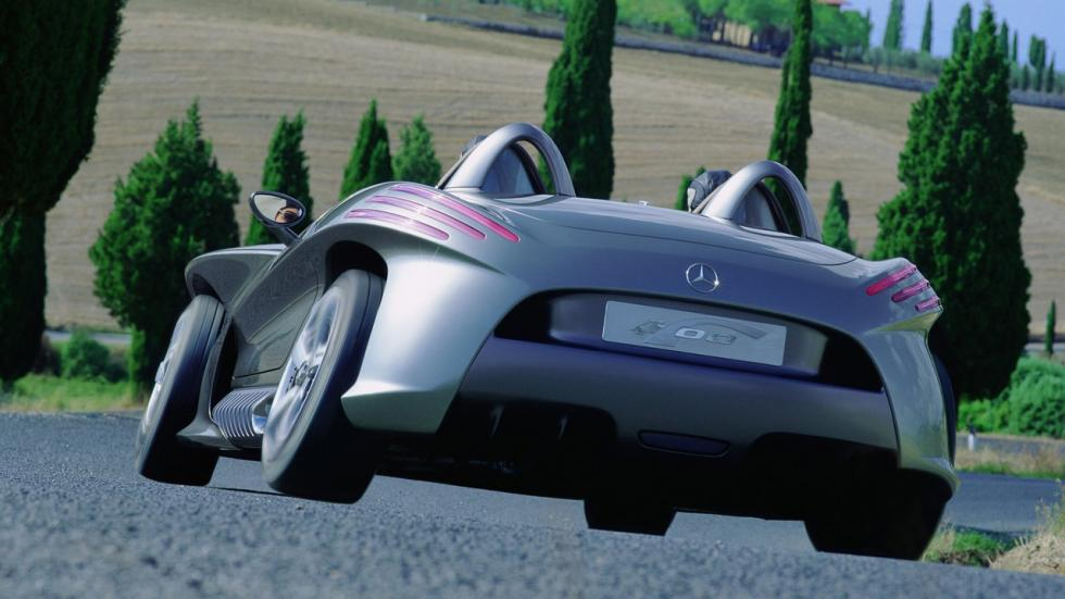Mercedes-Benz F 400 Carving Concept