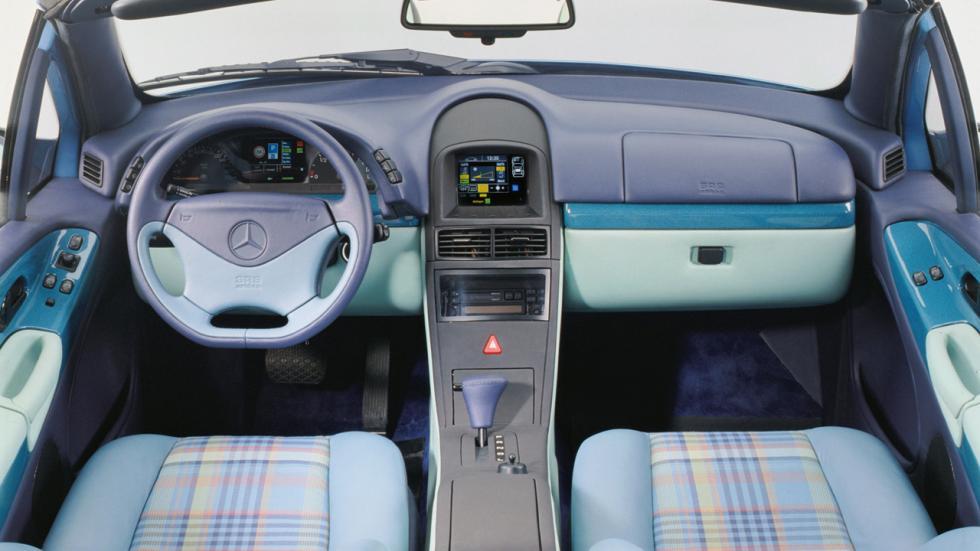 Mercedes-Benz VRC Concept