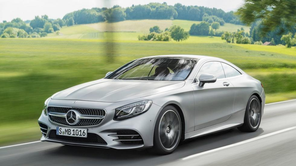 Mercedes Clase S Coupé 2018