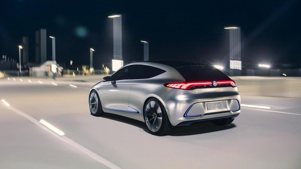 Mercedes EQ A Concept