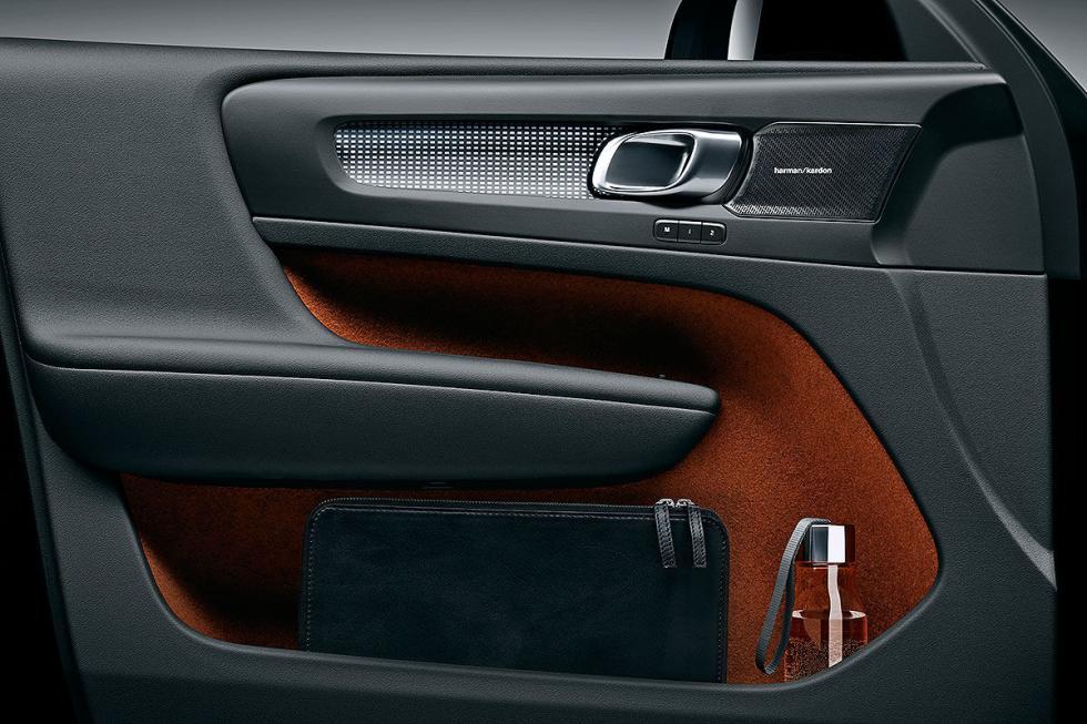 Nuevo Volvo XC40 a fondo