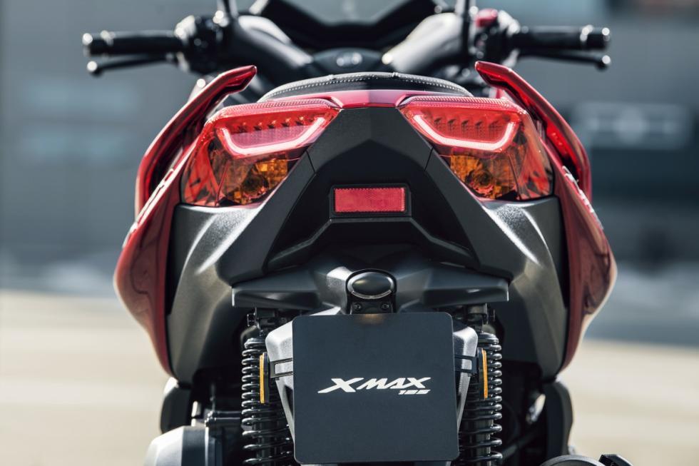 Nuevo Yamaha X-Max 125 2018