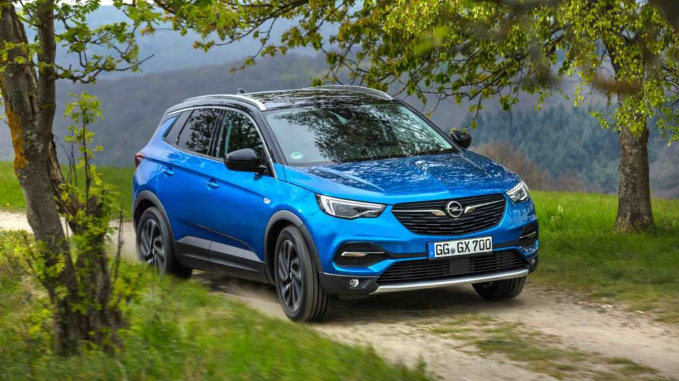 El Opel Grandland X