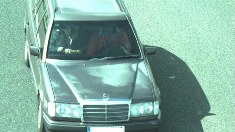 Otro conductor sin el cinturón de seguridad