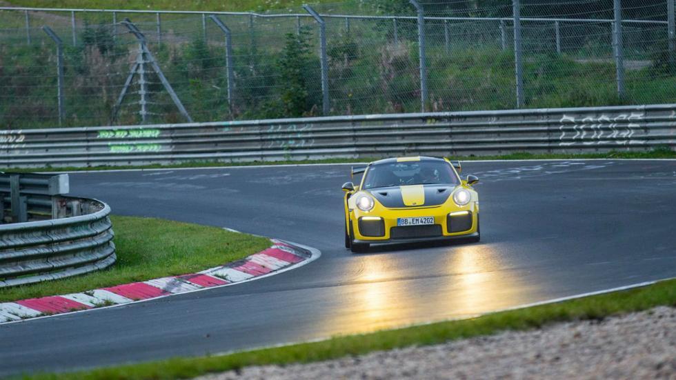 Porsche GT2 RS Nürburgring