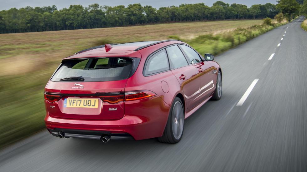 Prueba Jaguar XF Sportbrake (I)