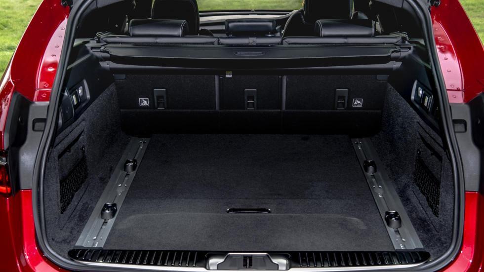 Prueba Jaguar XF Sportbrake (V)