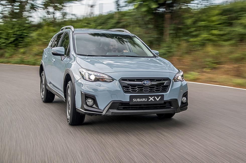 Prueba del Subaru XV 2.0 (2017)