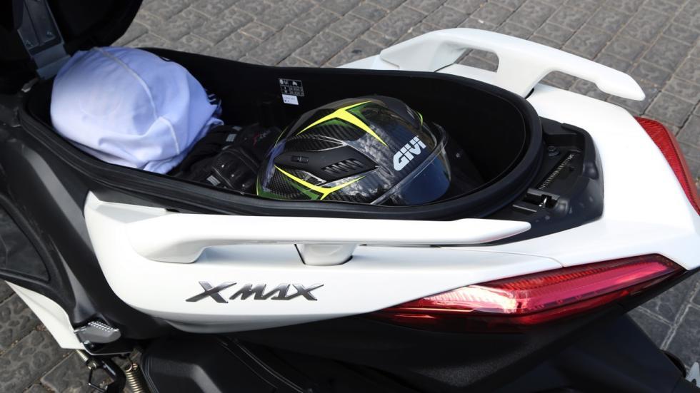 Prueba Yamaha X-Max 300 2017