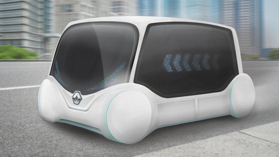 Renault Flo autonomo futuro transporte