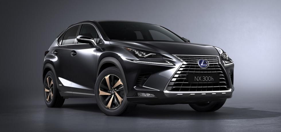 'Restyling' del Lexus NX 300h