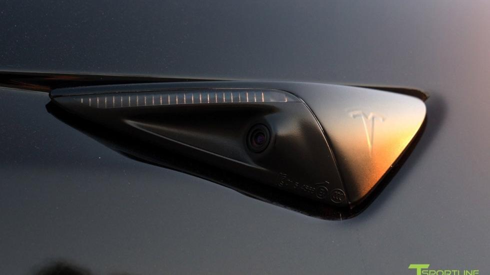 Tesla Model S P100D by T Sportline