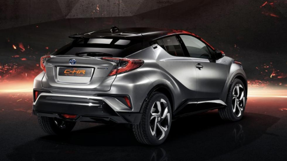 Toyota C-HR Hy-Power Concept (VI)