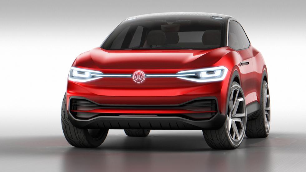Volkswagen I.D. Crozz II (I)