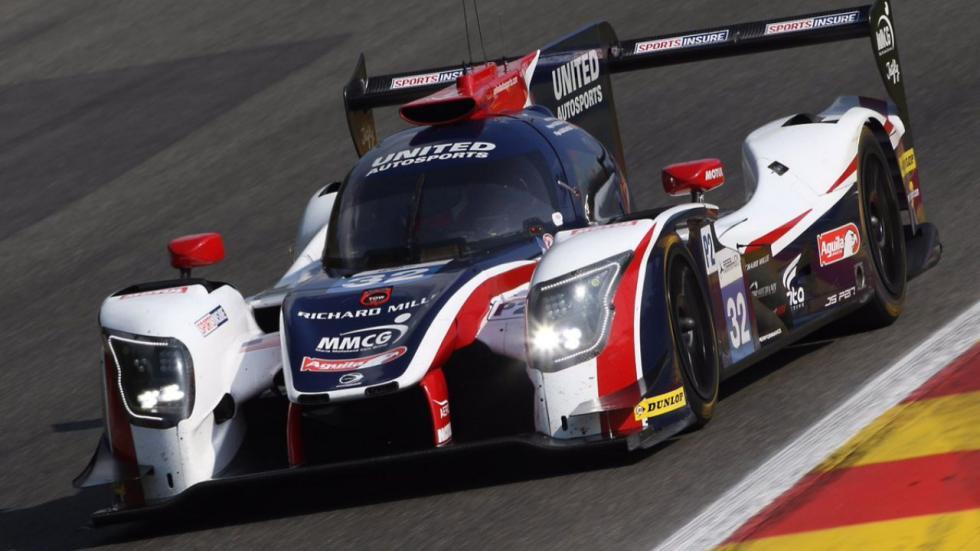 Ligier JS217 para las 24H de Daytona