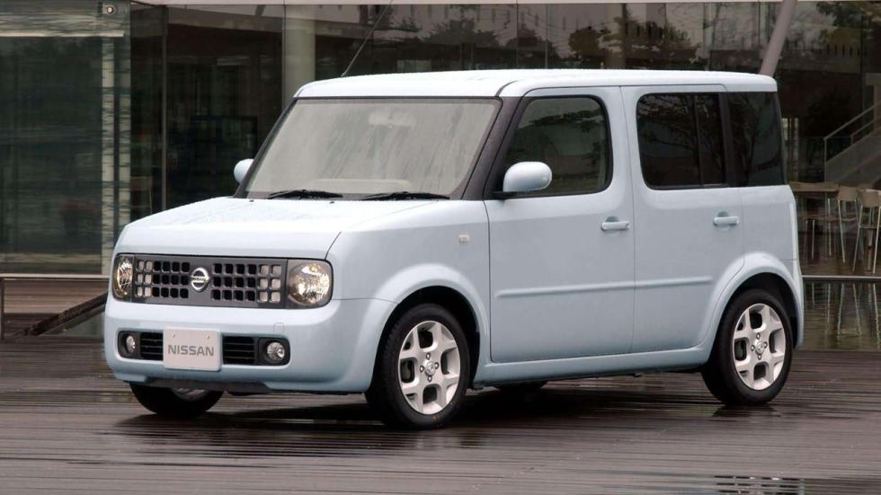 Nissan Cube de 2003
