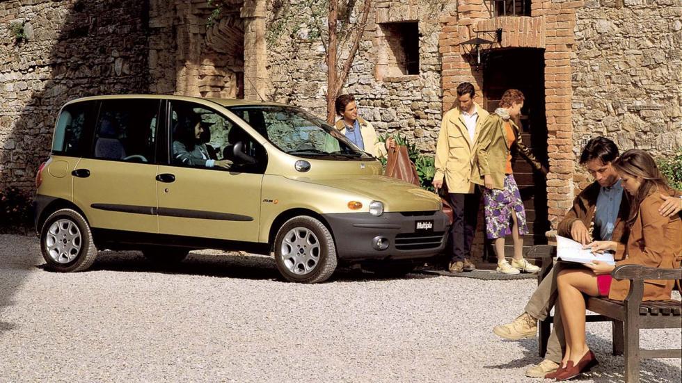 Fiat Multipla de 1999
