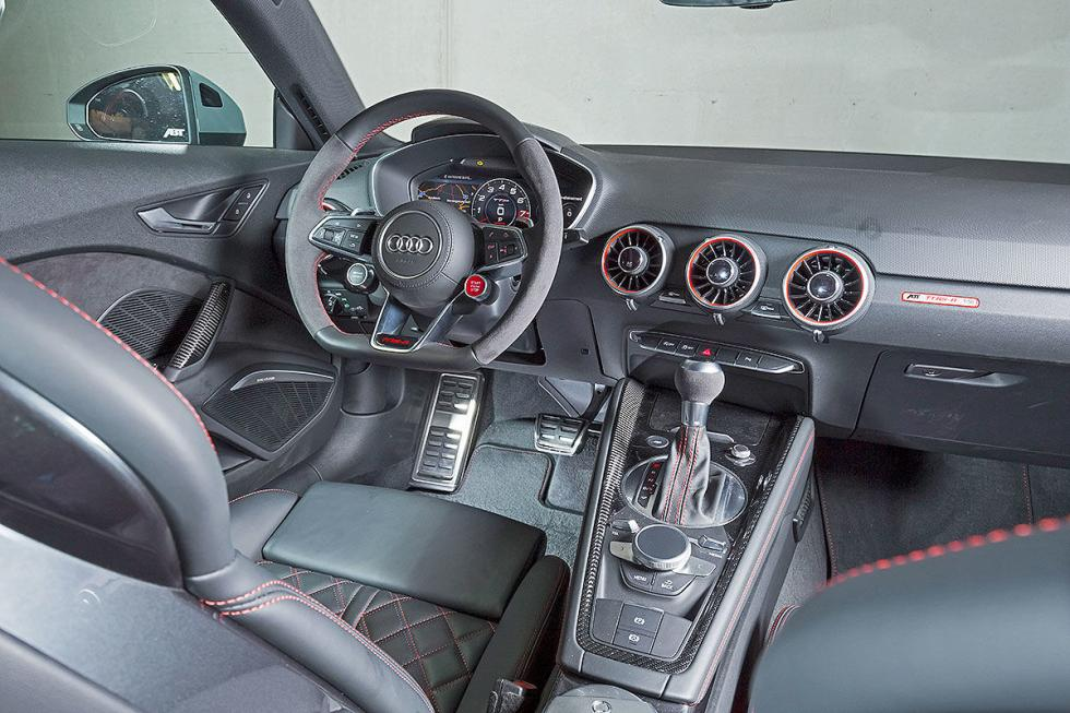 Abt TT RS-R/AC Schnitzer ACS2 Sport/Techart Cayman S