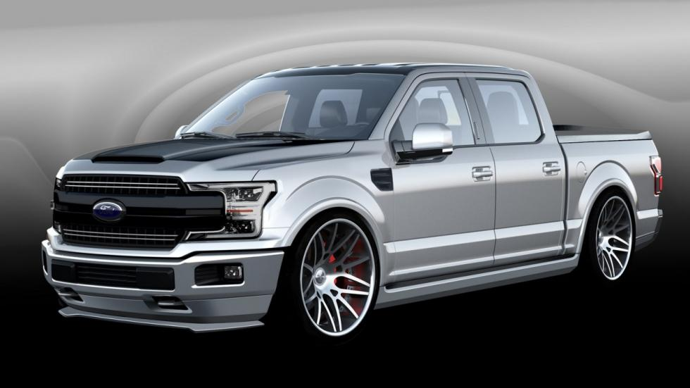 Air Design F-150 Lariat SuperCrew