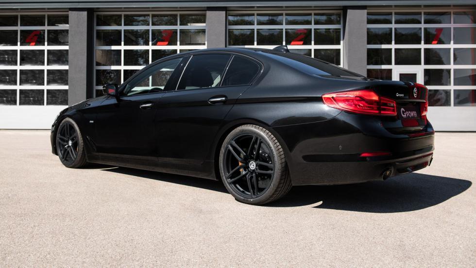 BMW M550d G-Power