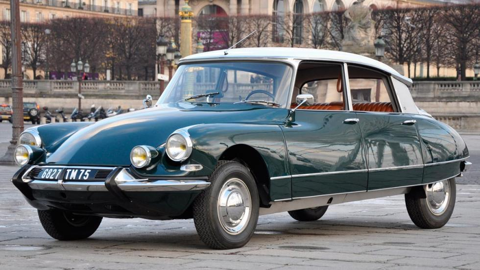 Citroën DS21 viejas glorias