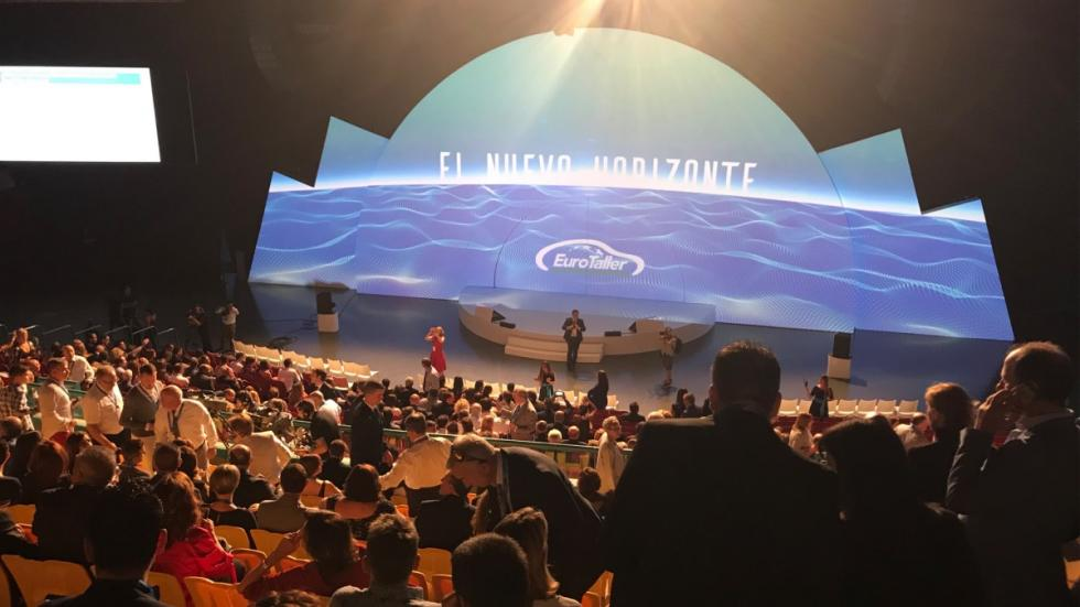 conferencia EuroTaller