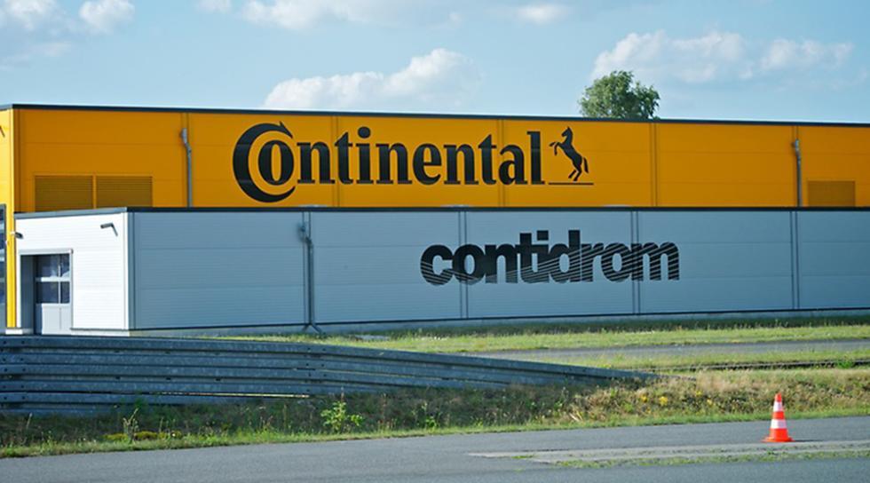 Contidrom: el laboratorio de pruebas de Continental