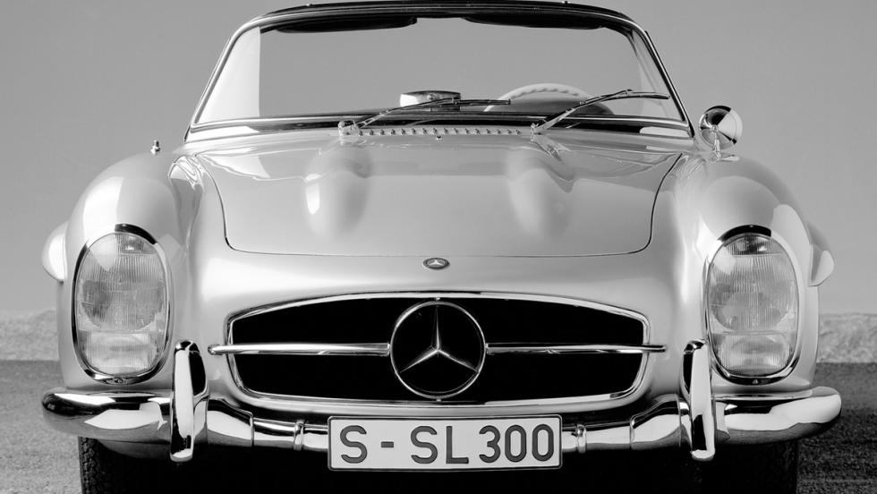 Descapotables clásicos: Mercedes 300 SL R (I)