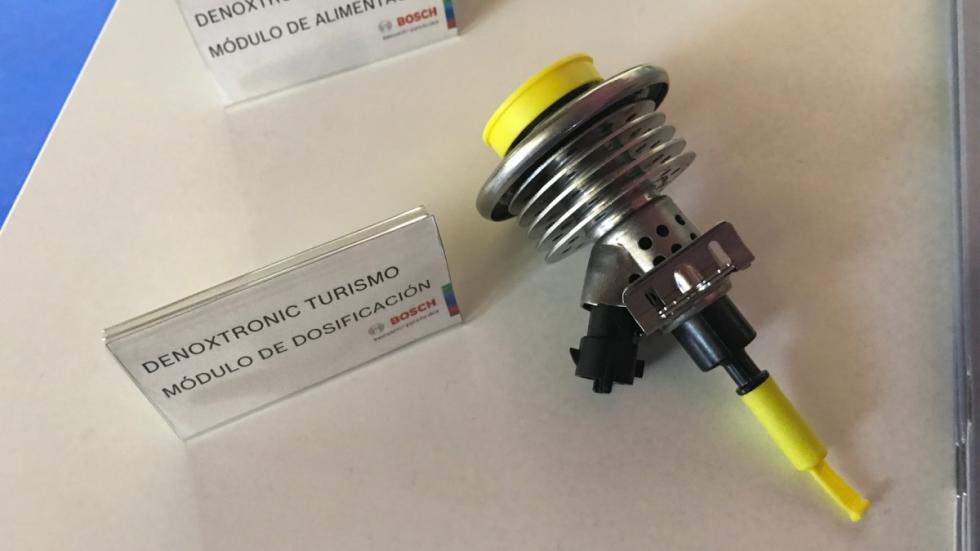 Dosificador de urea de Bosch