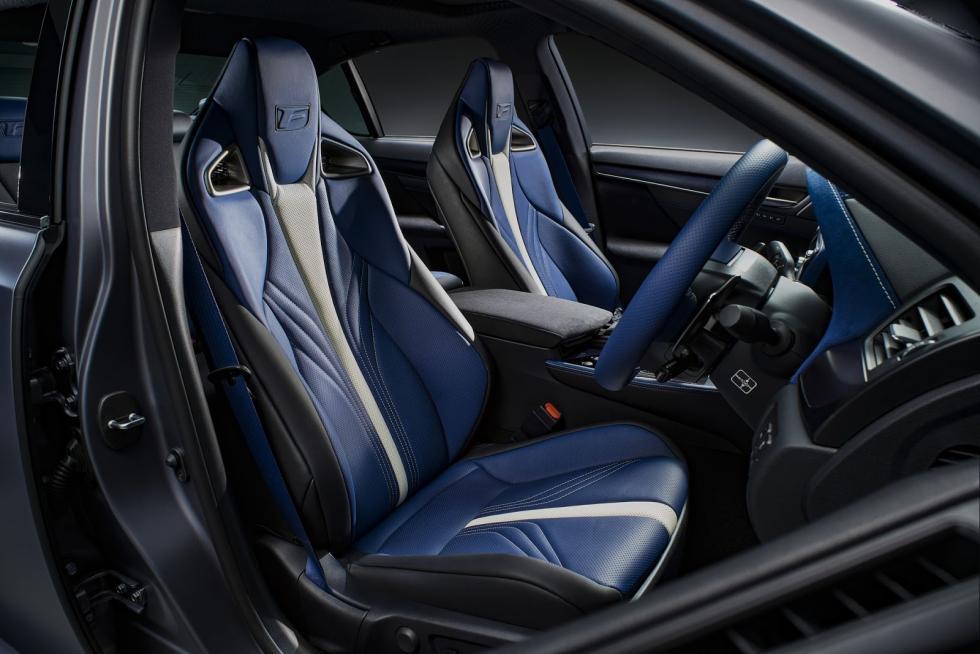 Edición especial Lexus GS F