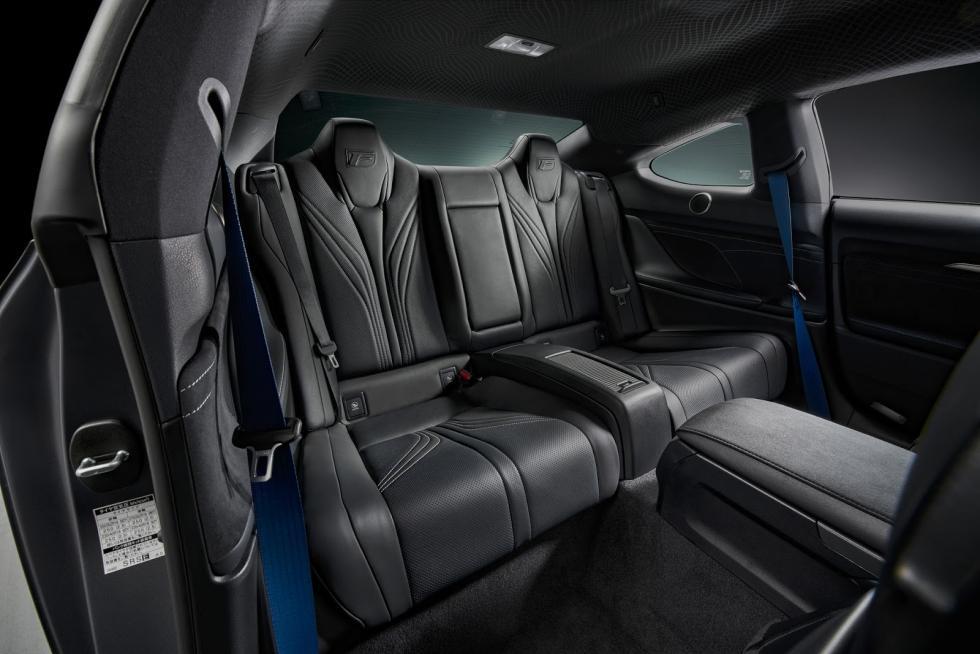 Edición especial Lexus RC F