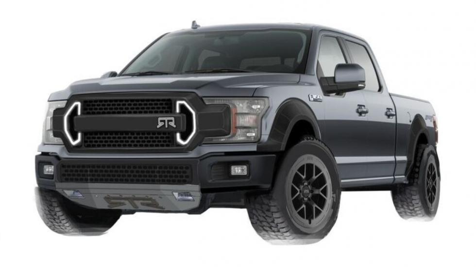 F-150 RTR Muscle Truck