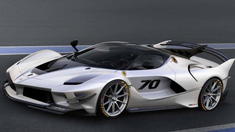 Ferrari FXX K Evo 2018