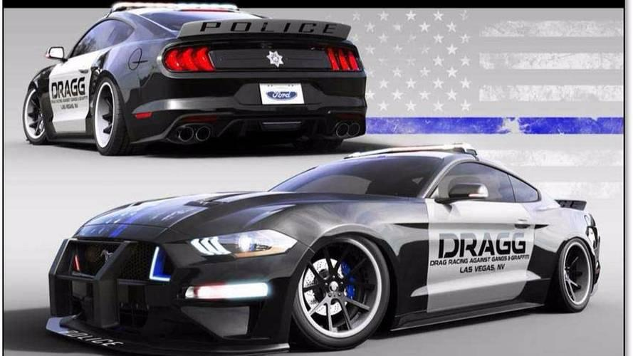 Ford Mustang by DRAGG
