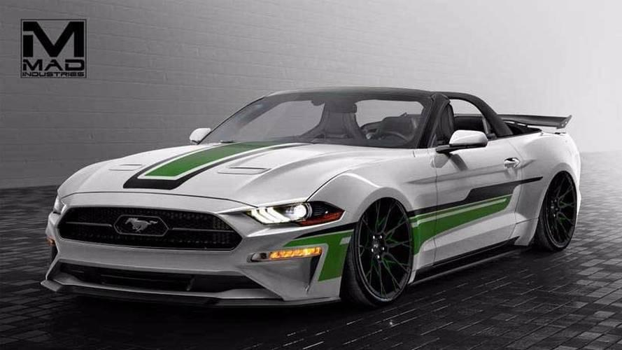 Ford Mustang by Mad