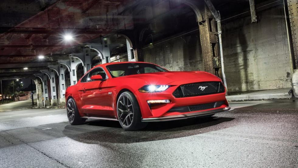 Ford Mustang Performance Pack Level 2